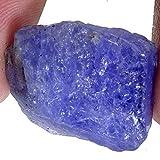 emartwala 46.50Cts. 100% Natural Blue Tanzanite Rough Cab Gemstone