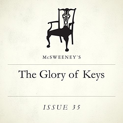 The Glory of Keys audiobook cover art