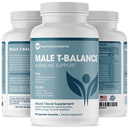 Pure Micronutrients Male T-Balance