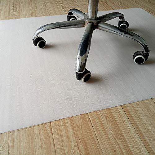 LCZMQRCLMZRQKunststof antislipmatVloerbeschermingsmatVierkante groene stoelmat Antislip tapijt Kantoor Draaistoel Tapijt Woonkamer Tapijt, 90x120cm