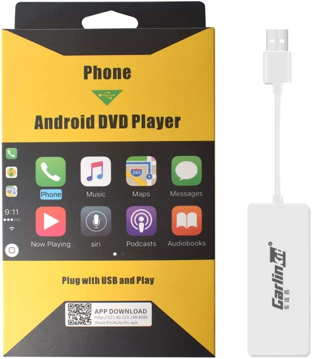 Wired CarPlay Popular products Dongle for Car Screen Android Max 82% OFF Version System with