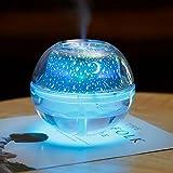 KOBWA Starry Sky - Humidificador de luz LED para Dormitorio (500 ML)