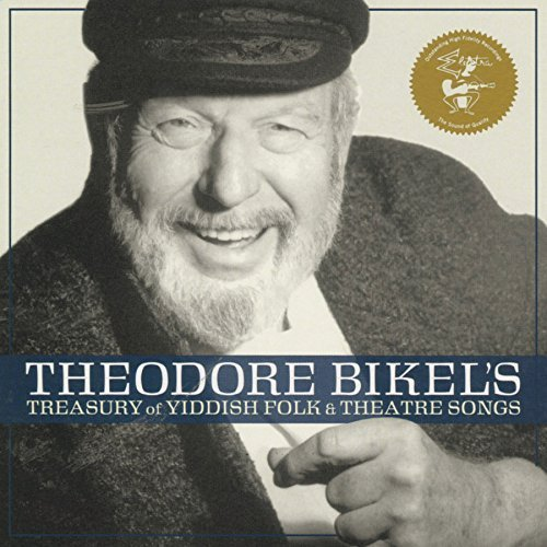 Theodore Bikel's Treasury of Yiddish Folk & Theatre Songs by Real Gone Music