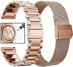 Koreda Compatible with Samsung Galaxy Watch (42mm)/Galaxy Watch Active/Active2 Bands..