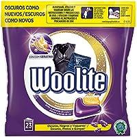 Woolite Detergente para Ropa Oscura en Cápsulas - 23 Dosis