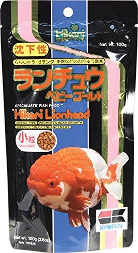 Hikari Lionhead Sinking Mini Pellets, 3.5 ounces
