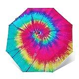 Parapluie Pliant, Parapluie Pliable Automatique Ouverture Et Fermeture Résistant à Tempête...