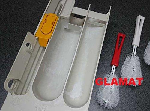 Bürste für Waschmaschine, Einspülkasten, Waschmaschine