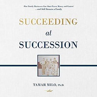 Succeeding at Succession cover art