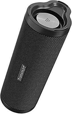 Bluetooth speaker, Tronsmart Force 2 Portable Speaker with Qualcomm QCC3021 Chip, Connect 100+ speakers, 30W Powerful Output, IPX7 Waterproof, 15 Hours of Playtime, Voice Assistant For Travel, Party by Tronsmart