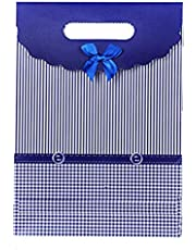 GulfDealz Customized Goodie Bag for Birthday, Engagement and Wedding Gifts - Royal blue
