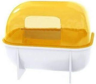Plus Nao(プラスナオ) ドワーフハムスター用 トイレ 本体 砂浴び 砂あび 長方形 バスルーム ペット用品 小動物用 ドワーフタイプ 小型ハム