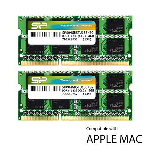8gb ram for mac mini - 7