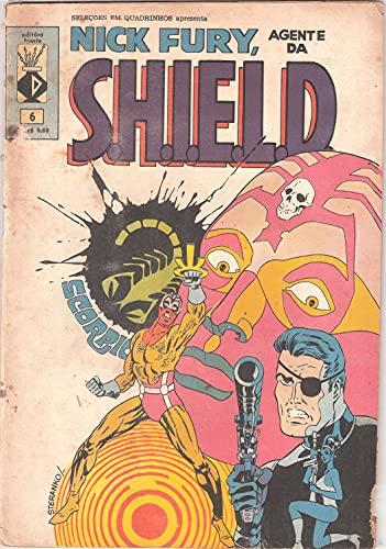 Nick Fury, Agente da Shield 06