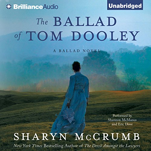 The Ballad of Tom Dooley audiobook cover art