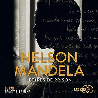 Couverture de Lettres de prison