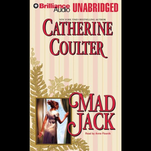 Mad Jack audiobook cover art