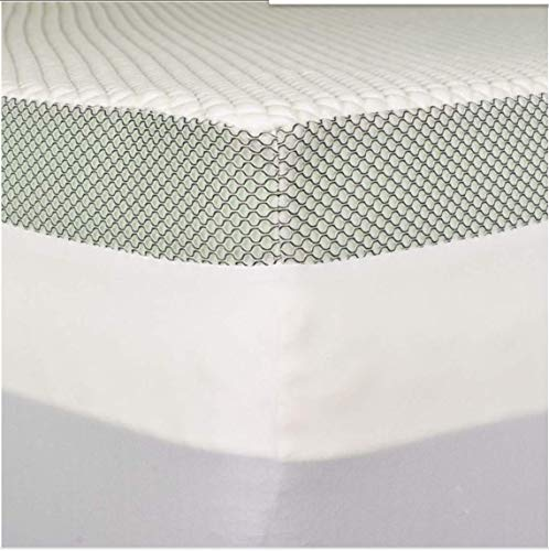 Tru-Cool Therapedic 3-Inch Full Serene Foam Performance Mattress Topper (Queen)