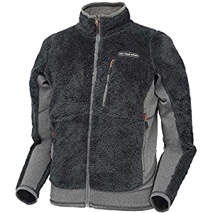 Fishing Fleece Jacket Savage Gear XXL Grey