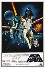 Star Wars Movie Mini Poster 12inx18in Master Print Print Frameless Art Gift 30.5 x 46 cm