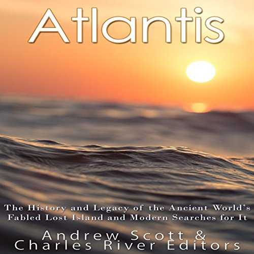 Atlantis audiobook cover art