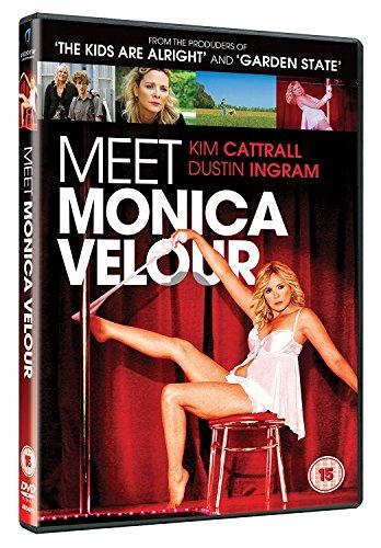 Meet Monica Velour [DVD] [UK Import]