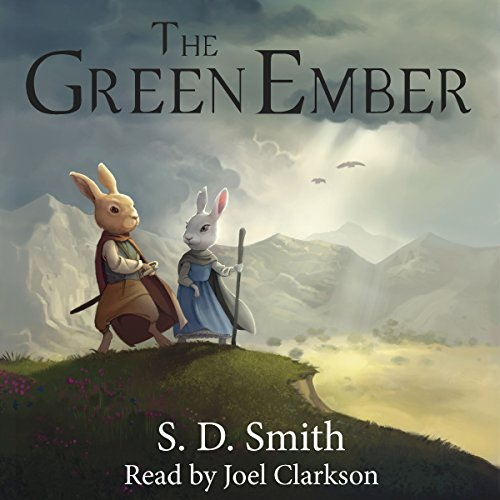 The Green Ember audiobook cover art