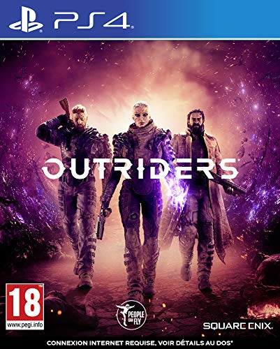 OUTRIDERS EDITION DAY ONE (PS4)