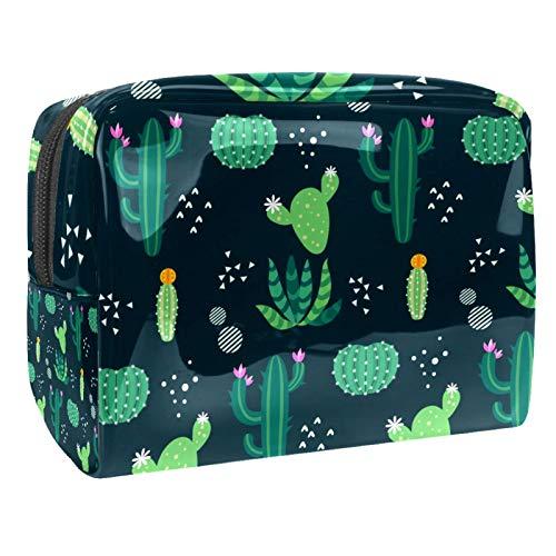 Animales coloridos 18.5x7.5x13cm/7.3x3x5.1in impermeable neceser multifuncional bolsa para las mujeres