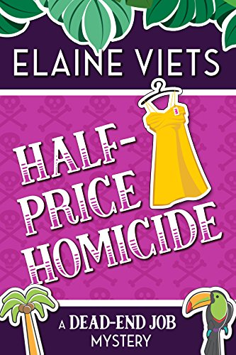 Half-Price Homicide (A Dead-End Job Mystery Book 9)