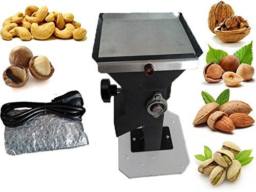 25B automático Pecan cascanueces Nogal Cracker Cascanueces verde pistacho Cracker eléctrico almendra automático Cracker Sheller