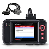 LAUNCH Creader VII+ OBD2 Scanner for Engine/Transmission/ABS/Airbag Code Reader Car Diagnostic Scanner Scan Tool + 16 Pin Extension Cable