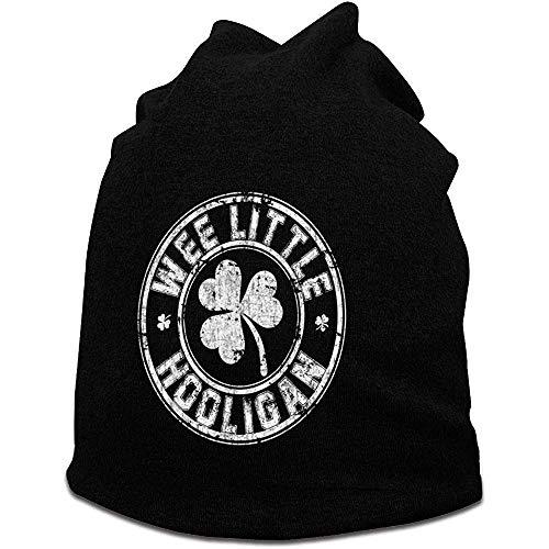 H.D. Mützen Hat Beanies Hut Mütze-Kleine Kleine Hooligan Beanie Cap Soft Skull Hats Für Unisex Schwarz