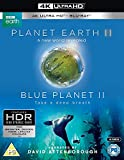 Planet Earth II & Blue Planet II (4k UHD Blu-ray + Blu-ray) [Blu-ray]