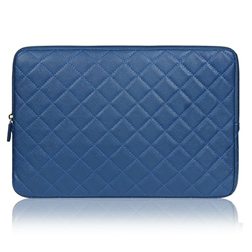 Arvok Laptoptas PU Leather Laptop Case voor Notebook