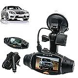 Die besten Auto Dash Cams - Dash Cam, MACHSWON 1080P HD Autokamera Video DVR Bewertungen