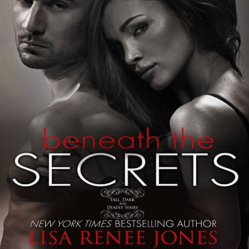 Beneath the Secrets audiobook cover art