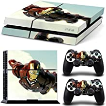 GoldenDeal PS4 Console and DualShock 4 Controller Skin Set - SuperHero - PlayStation 4 Vinyl