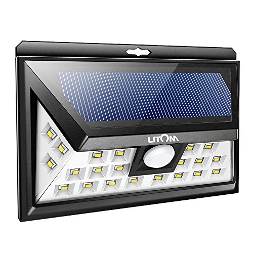 Solar Shed Security Light