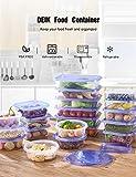 Zoom IMG-2 deik contenitori alimentari set per