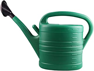ZHPRZD Watering Cans Household 10 Liter Gardening Watering Can, Balcony Vegetable Watering Tool, Large Capacity Long Mouth Watering Can (Size : A)