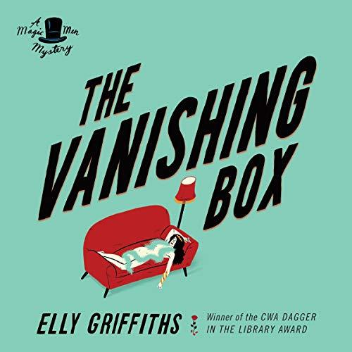 The Vanishing Box cover art
