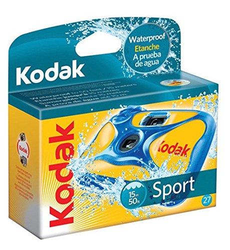Kodak - Macchina fotografica per sport e acqua, 1 CT (confezione da 10)