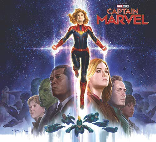 Marvel's Captain Marvel: The Art Of The Movie (English Edition)