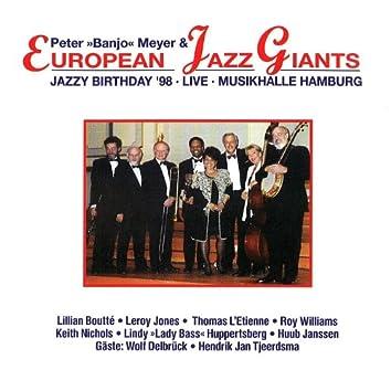 European Jazz Giants