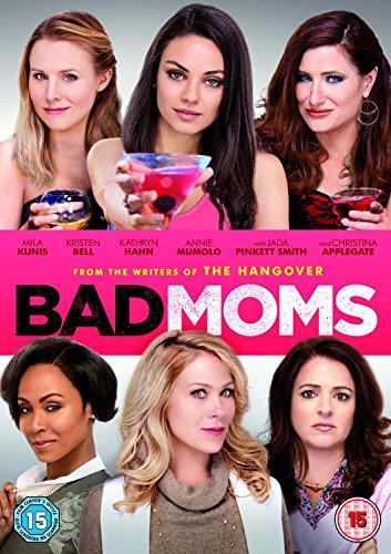 Bad Moms [DVD] [2017] 99p at Amazon