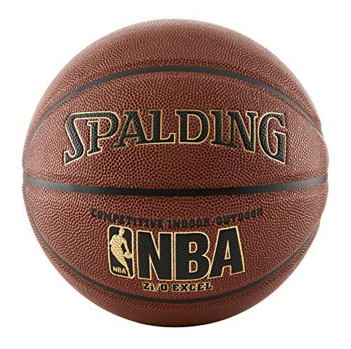 """Spalding NBA Zi/O Excel Basketball - Official Size 7 (29.5"""")"""