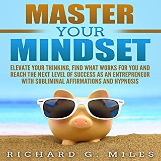 Master Your Mindset audiobook cover art