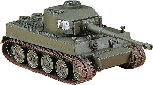 ハセガワ 1/72 ドイツ陸軍 VI号戦車 タイガー I ハイブリッド プラモデル MT55