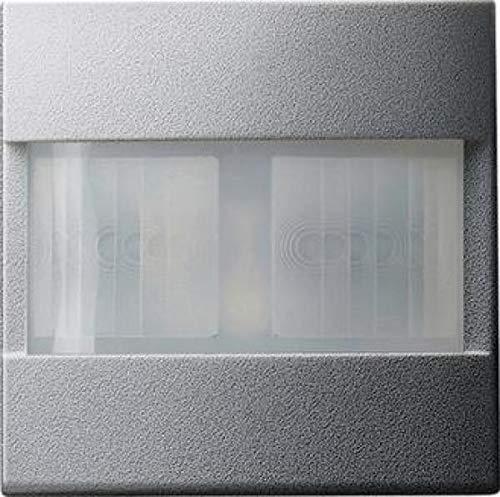 Gira Bewegungsmelderaufsatz 537326 alu System 55 Bewegungsmelder-Sensor 4010337049715